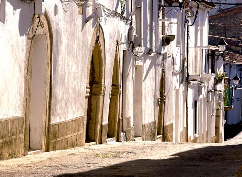 Barrio gótico Judio